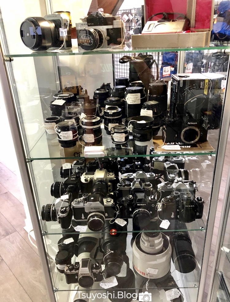 バンクーバーカメラ屋