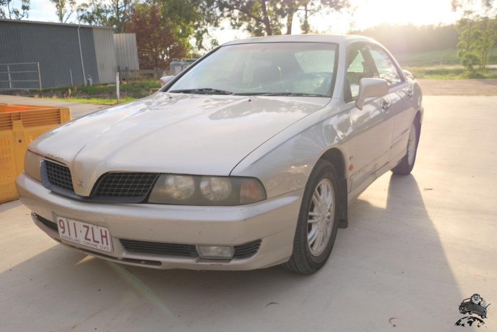 オーストラリア車購入