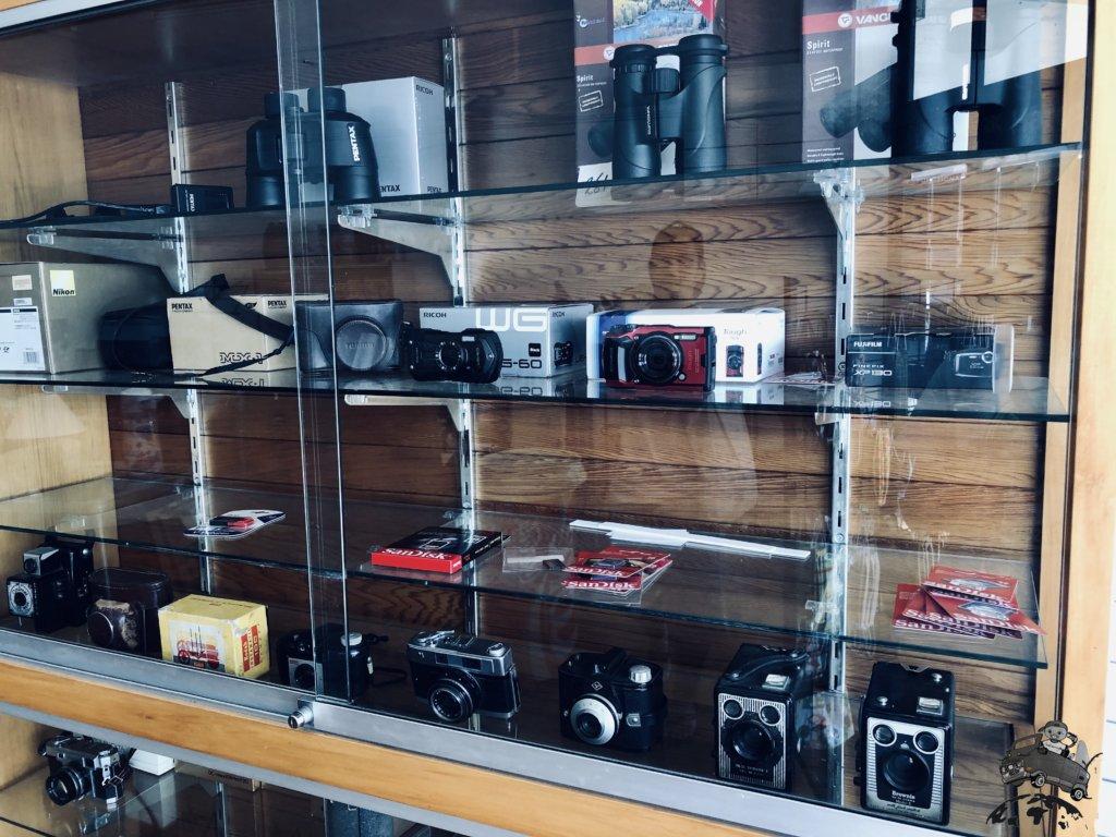 スタンソープカメラ