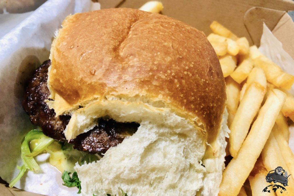 オーストラリアハンバーガー