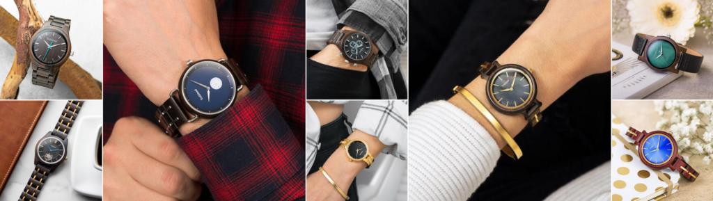 Truwood腕時計