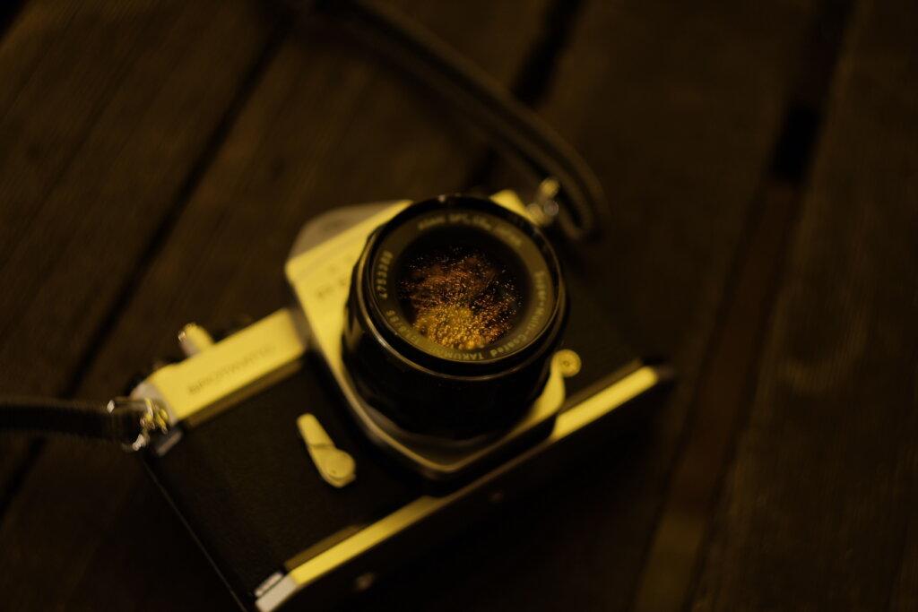 ワーホリカメラ