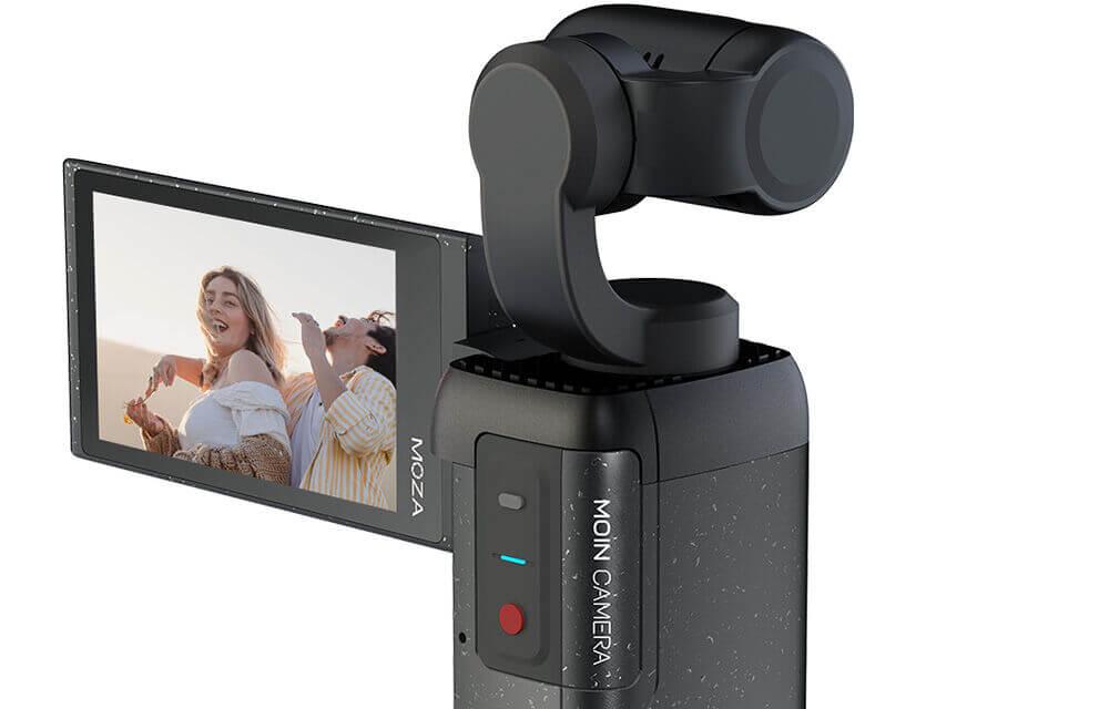 ケンコートキナージンバルカメラ